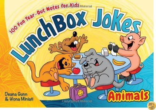 TLunchbox Jokes: Animals