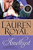 Royal, Lauren: Amethyst: Jewel Trilogy, Book 1