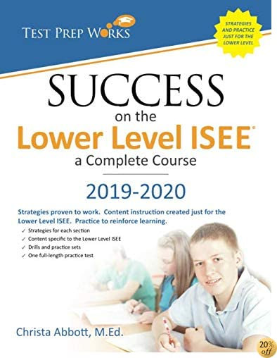 TSuccess on the Lower Level ISEE - A Complete Course