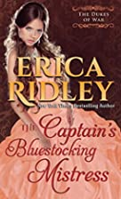The Captain's Bluestocking Mistress by Erica…