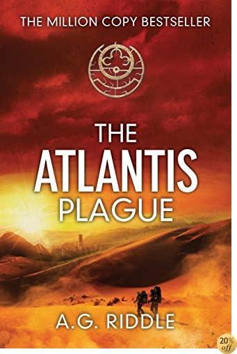TThe Atlantis Plague: A Thriller (The Origin Mystery, Book 2)
