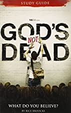 God's Not Dead Adult DVD-Based Study: What…
