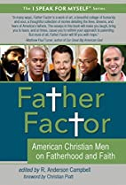 Father Factor: American Christian Men on…