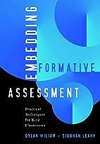 Embedding Formative Assessment: Practical…