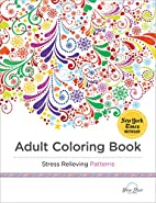 Adult Coloring Book: Stress Relieving…