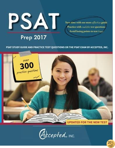 TPSAT Prep 2017:: PSAT Study Guide and Practice Test Questions or the PSAT Exam by Accepted, Inc.
