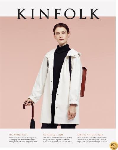 Kinfolk Volume 14: The Winter Issue
