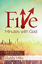 Five Minutes with God: Walking with the…