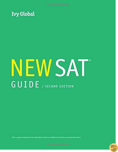 TIvy Global's New SAT Guide, 2nd Edition (2018)