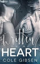Written on My Heart by Cole Gibsen