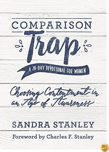TComparison Trap: A 28-Day Devotional for Women