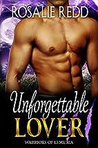 Unforgettable Lover: Worlds of Lemuria:…