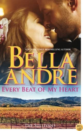 TEvery Beat Of My Heart: The Sullivans (Wedding Novella)