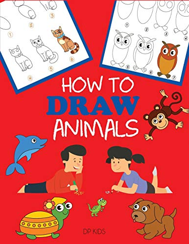 how-to-draw-animals-learn-to-draw-for-kids-step-by-step-drawing-how-to-draw-books-for-kids