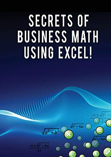 secrets-of-business-math-using-excel