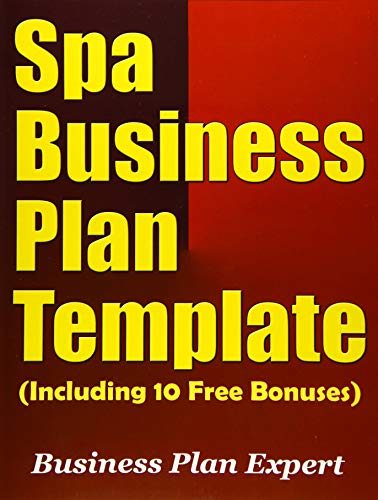 spa-business-plan-template-including-10-free-bonuses