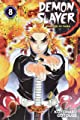Acheter Demon Slayer: Kimetsu no Yaiba volume 8 sur Amazon
