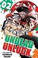 Acheter Undead Unluck volume 2 sur Amazon