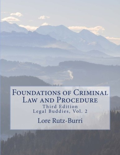 foundations-of-criminal-law-and-procedure-legal-buddies-volume-2