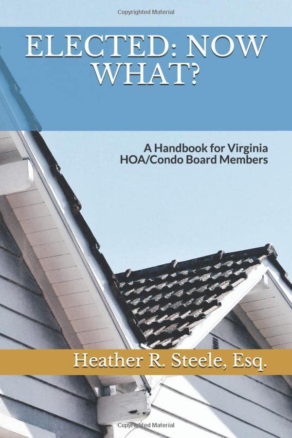 elected-now-what-a-handbook-for-virginia-hoa-condo-board-members