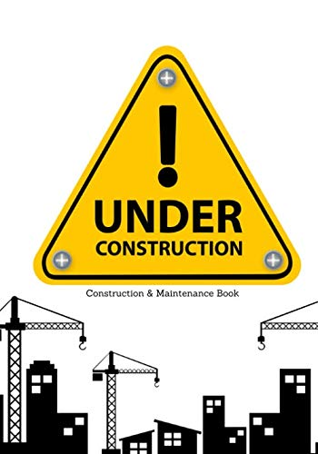 construction-maintenance-book-daily-activity-log-book-jobsite-project-management-report-site-book-log-subcontractors-equipment-safety-diary-7-x-10-building-volume-1