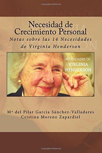 necesidad-de-crecimiento-personal-notas-sobre-las-14-necesidades-de-virginia-henderson-volume-12-spanish-edition