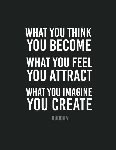 what-you-think-you-become-buddha-quote-journal-mix-90p-dotted-grid-20p-lined-ruled85x11-in110-undated-pages-quote-journal-to-write-in-your-for-life-business-office-student-teacher