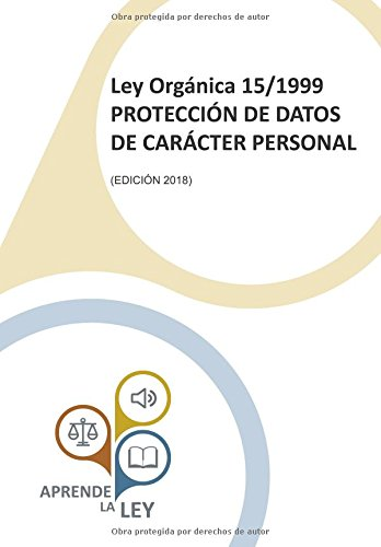 ley-orgnica-15-1999-proteccin-de-datos-de-carcter-personal-spanish-edition