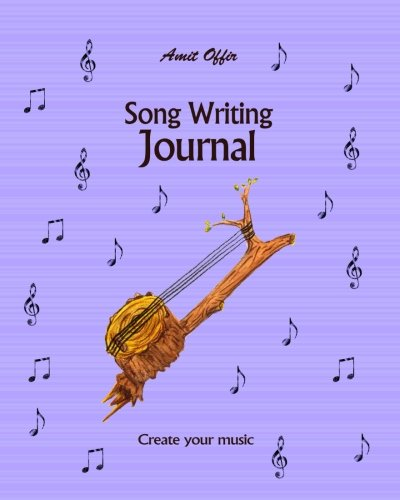 song-writing-journal-blank-musicians-and-songwriters-journal-music-manuscript-paper-for-musicians-students-and-kids-8x10-inches170-pages-song-writing-journals-volume-9