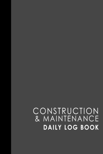 construction-maintenance-daily-log-book-jobsite-project-management-report-planner-great-construction-project
