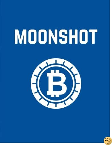 Moonshot: Blockchain Cryptocurrency Notebook Journal, 100 Ruled Pages (Bitcoin Notebook Journals) (Volume 5)