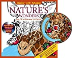 ADULT COLORING BOOK: Nature's Wonders Stress…