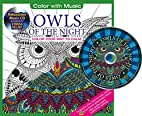ADULT COLORING BOOK: Owls Of The Night…
