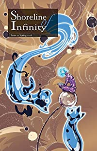 Shoreline of Infinity 11 cover