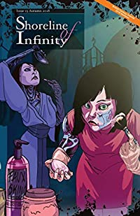 Shoreline of Infinity 13 cover