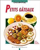 Petits gâteaux by Regine Stroner