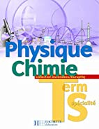 Physique Chimie. Tle S…
