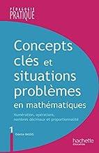Concepts-clés et situations-problèmes en…
