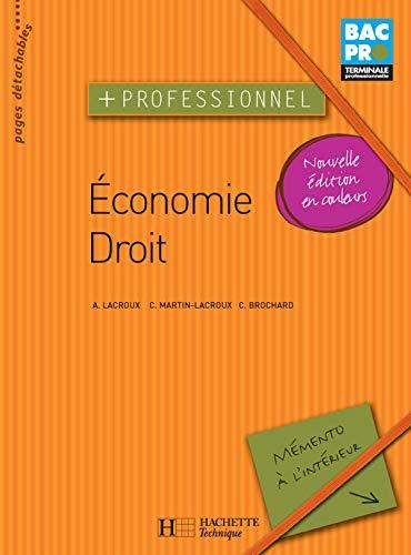 economie-droit-tle-bac-pro