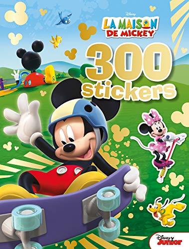 la-maison-de-mickey-300-stickers