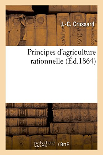 principes-dagriculture-rationnelle-savoirs-et-traditions-french-edition