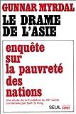 Myrdal, Gunnar: Le drame de l'Asie (French Edition)