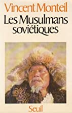 Les musulmans sovietiques (French Edition)…