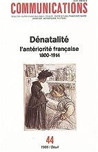 Dénatalité: L'antériorité française…