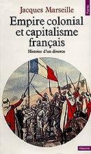 Empire colonial et capitalisme…
