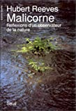"Hubert Reeves: Malicorne: Reflexions d'un observateur de la nature (Collection ""Science ouverte"") (French Edition)"