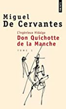 Don Quixote [Part 1 of 2] by Miguel de…