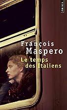 Le Temps des italiens by François Maspero