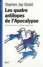 Les quatre antilopes de l'apocalypse by…