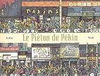 Le Piéton de Pékin by Fan Li